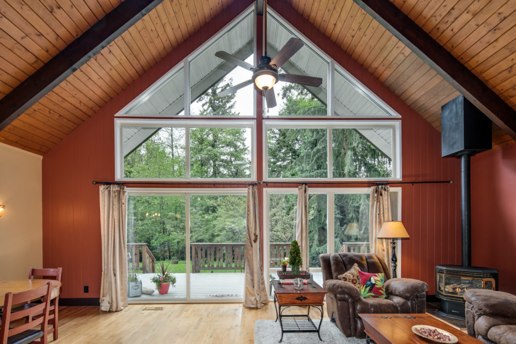 Charming Chalet On 4 Lots In Sudden Valley Bellingham Wa